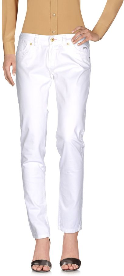 Roy Rogers ROŸ ROGER'S Casual pants - Item 36926818