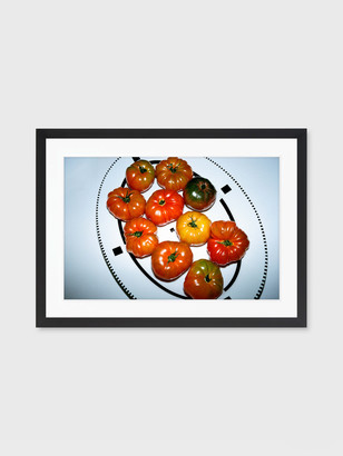 """For Your Guest Bathroom """"Jimmy's Tomatoes"""" Framed Print"""