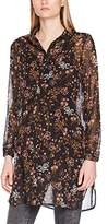 New Look Maternity Women's Carly Floral Print Shirt