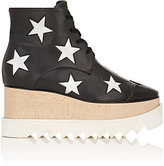 Stella McCartney Women's Elyse Platform Ankle Boots-BLACK, DARK GREY