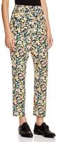 Max Mara Visita Printed Pants