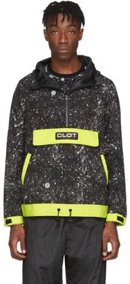 Clot Black Star Allover Jacket