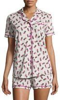 Cosabella Bella Star Cotton Pajamas