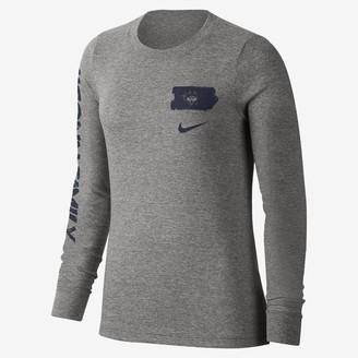 Nike Women's Long-Sleeve T-Shirt College (UConn)