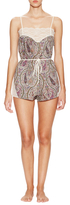 Only Hearts Thistle Paisley Romper