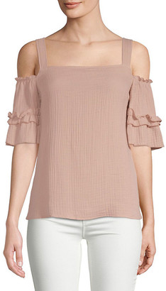Supply & Demand Supply + Demand Cold-Shoulder Top