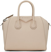 Givenchy Beige Mini Antigona Bag