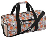 Kid Kraft Duffle Bag - Sports (Grey)