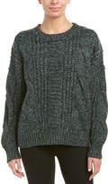 J.o.a. Mixed Knit Sweater