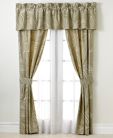 Tommy Bahama CLOSEOUT! Pair of Montauk Drifter Window Panels