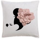 Disney Minnie Mouse Floral Flourish Pillow, Petal by Ethan Allen