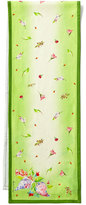 "April Cornell Snapdragon Table Runner, 72""L"