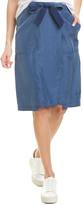 Rag & Bone Henri Silk Skirt