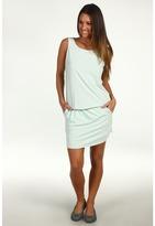 Carve Designs Meadow Dress (Surf) - Apparel