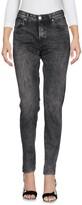 Care Label Denim pants - Item 42606699