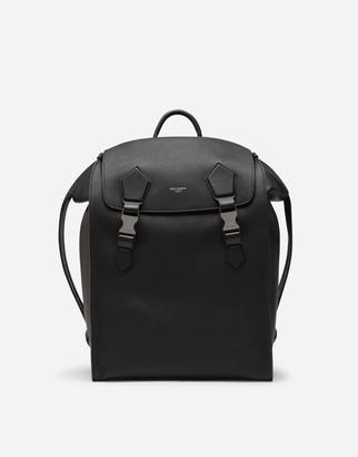Dolce & Gabbana Edge Backpack In Soft Touch Calfskin