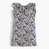 J.Crew Girls' ruffle Liberty® print dress