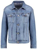Lee OVERSIZED RIDER Denim jacket light shade