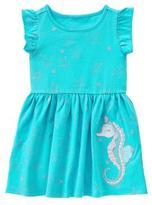 Gymboree Seahorse Dress
