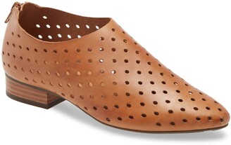 Chocolat Blu Emilia Perforated Shoe