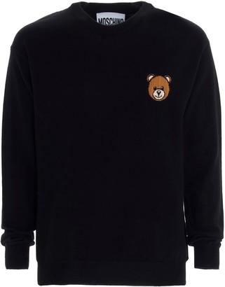 Moschino Teddy Intarsia Sweater