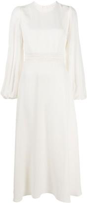 Zimmermann Bell Sleeve Dress
