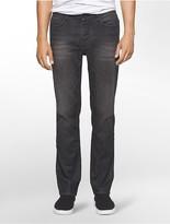 Calvin Klein Slim Leg Metal Wash Jeans