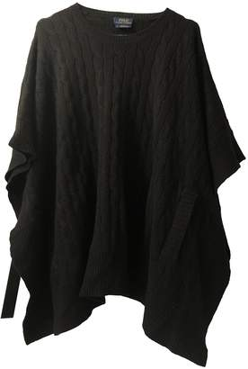 Polo Ralph Lauren Black Cashmere Knitwear