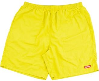 Supreme Box-Logo Swim Shorts