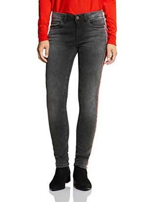 Street One Women's 372637 York Slim Fit Jeans,W26/L30 (Size: 26)
