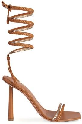Fenty by Rihanna Braid Me Up sandals 105mm