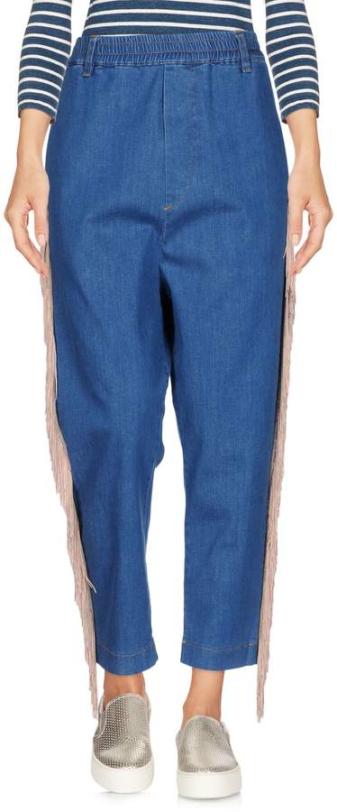 Malph Denim capris