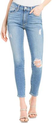 Joe's Jeans High-Rise Seattle Skinny Ankle Cut