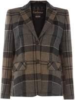 Barbour Linton Tailored Tartan Jacket