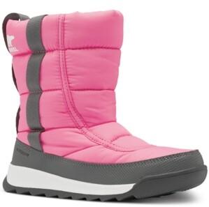Sorel Little Kids Whitney Ii Puffy Mid Boots Women's Shoes