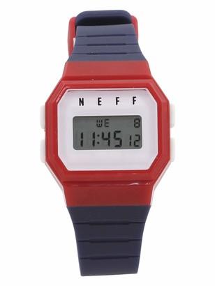 Neff Adult's Flava Digital Athletic Water Resistant Watch Unisex