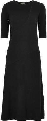 By Malene Birger Nillio Ribbed-knit Midi Dress