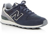 New Balance 696 Lace Up Sneakers