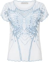 Sugarhill Boutique Butterfly Cutwork Top