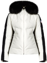 Fusalp Gardena Ii Fur-trimmed Hooded Ski Jacket