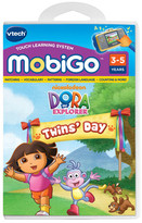 Nickelodeon VTech Dora the Explorer MobiGo Software Cartidge - Dora It's Twins Day