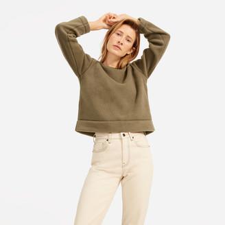 Everlane The ReNew Plush Fleece Sweatshirt