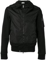 Moncler hooded jacket - men - Cotton/Polyamide - M