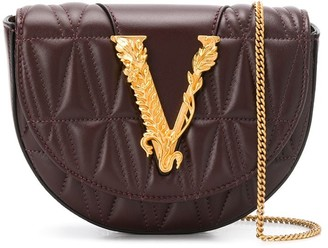 Versace quilted Virtus belt bag