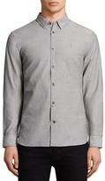 AllSaints Tulare Slim Fit Button-Down Shirt