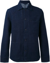Edwin shirt jacket - men - Cotton - S