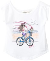 Roxy Girls' Wheelie S/S Tee (6mos24mos) - 8132835