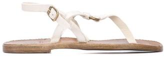 Silvano Sassetti buckle sandals