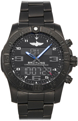 Breitling Black Titanium Professional Exospace B55 VB5510H2/BE45 Men's Wristwatch 46 MM
