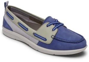 Rockport Women's Ayva Washable Boat Shoes Women's Shoes